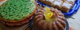 Cytrynowa babka kurczakowa