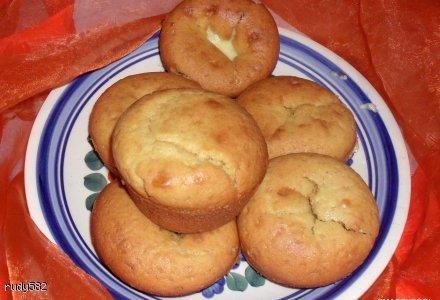 Muffiny z budyniem PYSZNEE