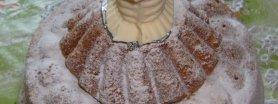 Cytrynowa babka wielkanocna