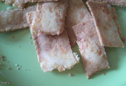 Krakersy serowe (bezglutenowe)
