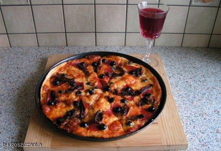 Pizza włoska :)