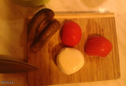 Mozzarellowa wariacja
