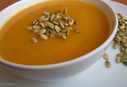 Przepyszna zupa z dyni