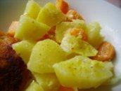 Ziemniaki po żydowsku