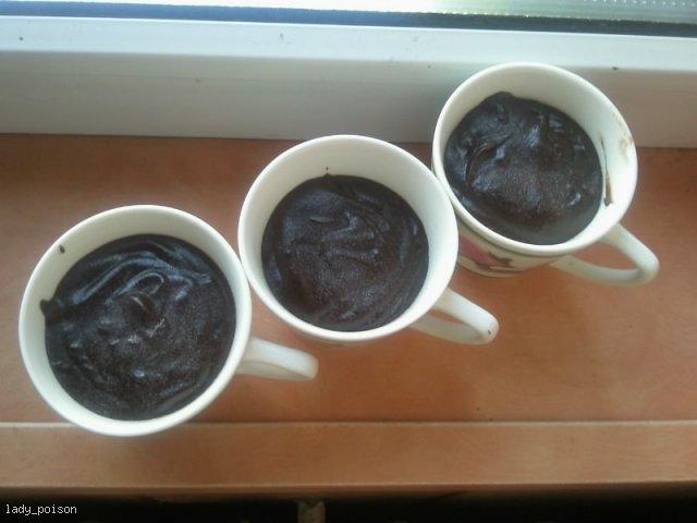 Krem kasztanowo-czekoladowy
