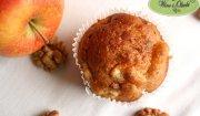Muffiny jabłkowo-orzechowe