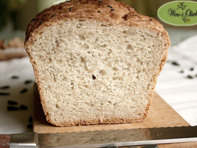 Łatwy i szybki chleb