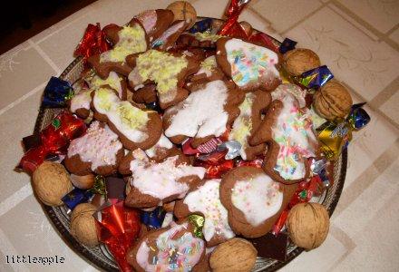 Świąteczne pierniczki babuni