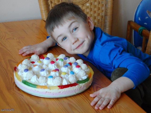 Świąteczny deser Wiktorka