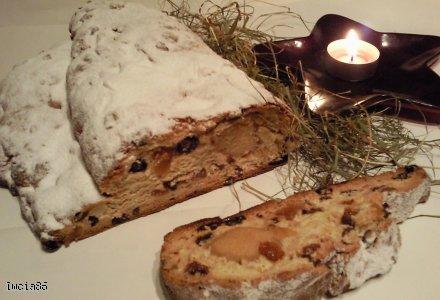 Stollen - Bożonarodzeniowe ciasto niemieckie