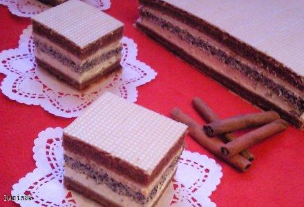 Ciasto cynamonowe w andrucie