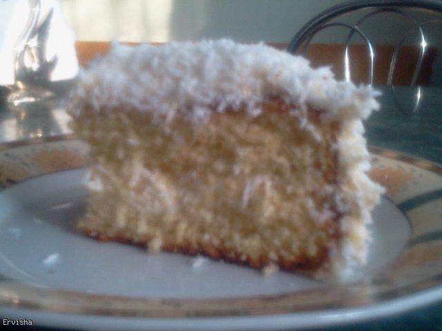 Ciasto ala Rafaello