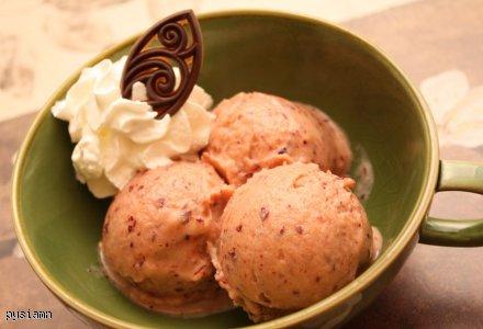 Domowy deser lodowy Pysi