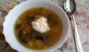 Tradycyjna zupa grzybowa