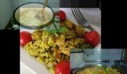 Rissotto- czyli ryż, kurczaczek i lata zimą smaczek