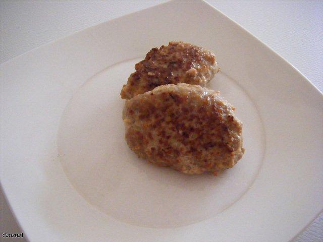 Frikadelle - kotlety mielone wieprzowe