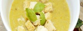 Toskańska zupa krem z Porów