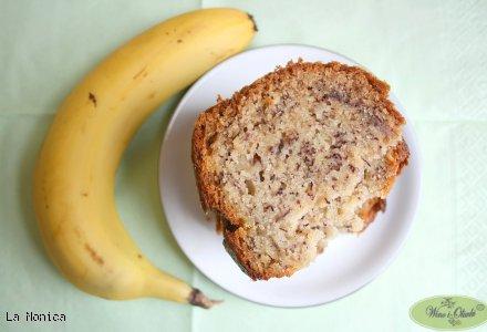 Najsmaczniejszy chlebek bananowy