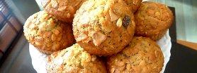 Muffinki z musli