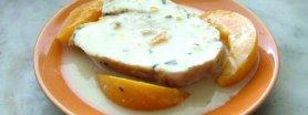 Indyk w sosie brzoskwiniowo-estragonowym