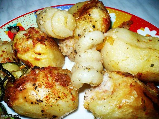 Nadziewana kartofelka
