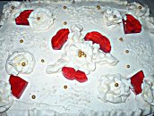 Ciasto śmietanowo galaretkowe