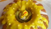 Wielkanocna babka cytrynowa