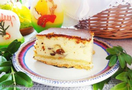 Wielkanocny sernik