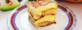 Ciasto niby tiramisu wg Ilony