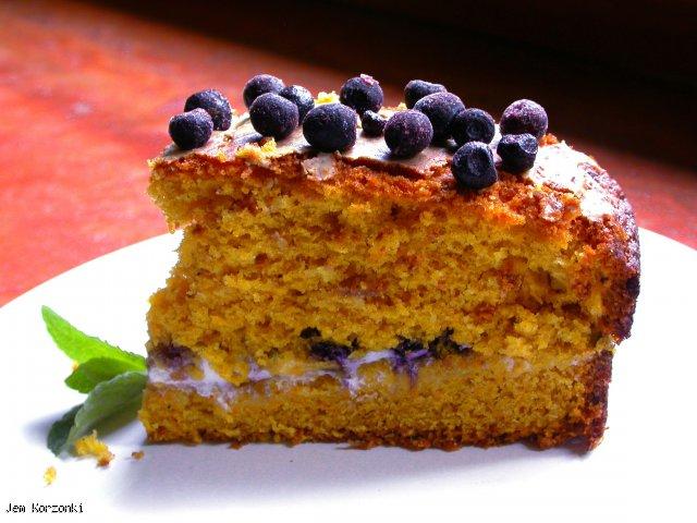Łatwe ciasto marchewkowe
