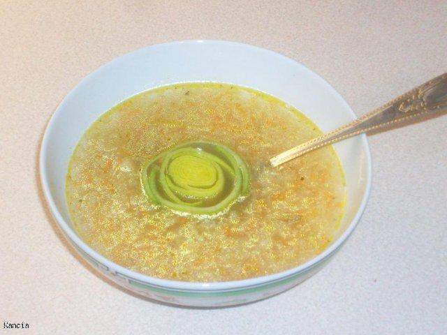Zupa z jarzynami