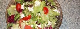 Wyśmienita sałatka grecka