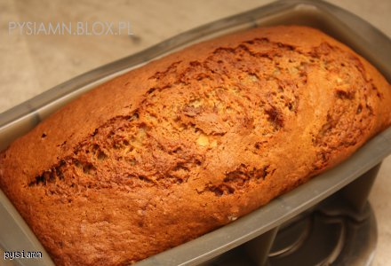 Chlebek bananowy (banana bread)