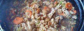 Ppyszne danie z zupek chinskich dla całej rodzinki ;)