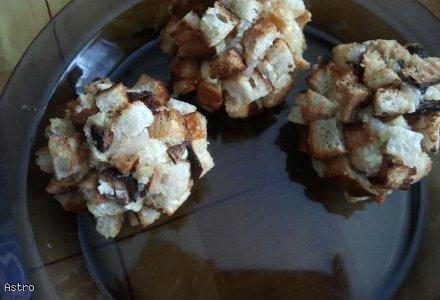 Kuleczki mięsne w chlebku