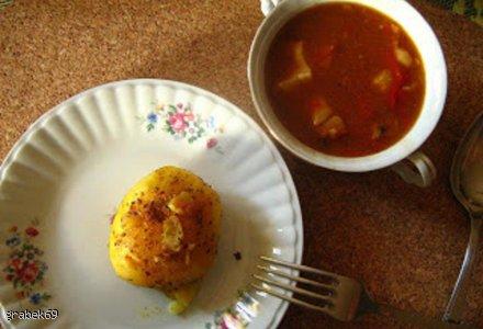 Ziemniaczki curry