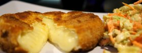 Camembert panierowany