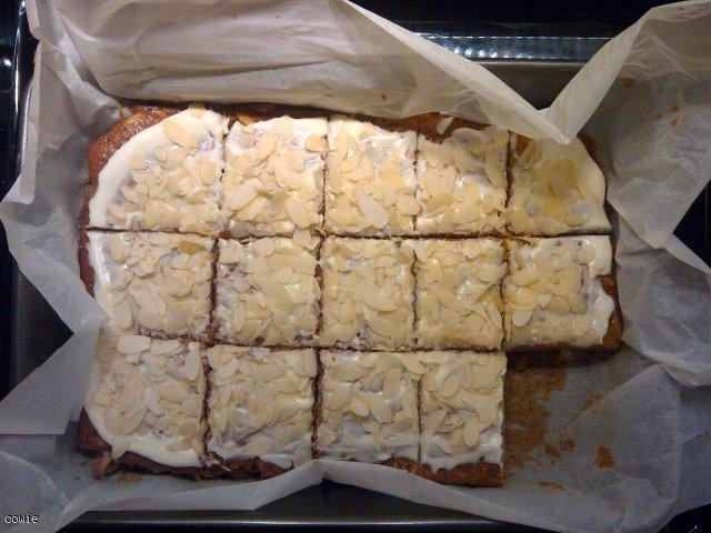 Ciasto dyniowo-marchewkowe