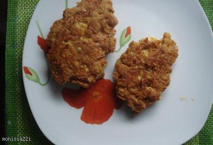 Filet z kurczaka z serem żółtym