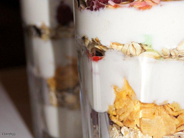 Deser jogurtowy PychOlki