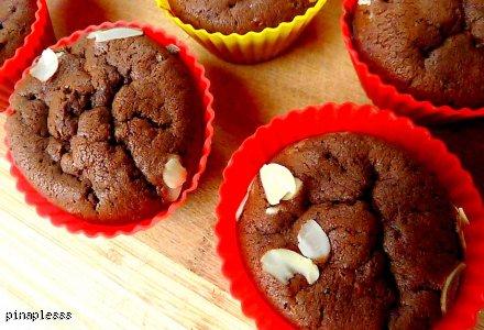 Czekoladowe muffiny z chilli