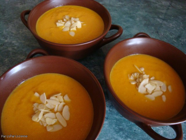 Francuska zupa dyniowa