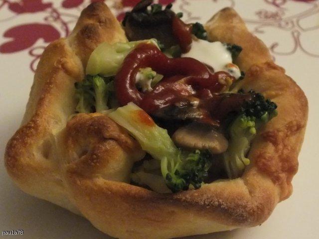 Przekąski n ciepło,minipizza