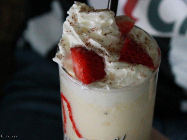 Milkshake (a'la McDonald)