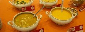 Zupa z dyni z mleczkiem kokosowym