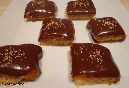 Caramel Millionaire's Shortbread