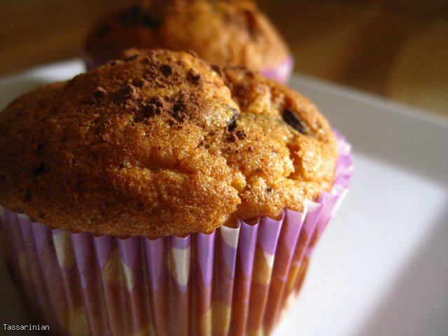 Muffiny straciatella