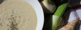 Krem z białych warzyw (pow.10 miesiąca)