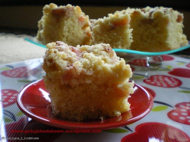 Ciasto z owocami dla leniwych