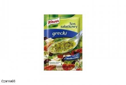 Sałatka Grecka... Na produktach z Biedronki ;)